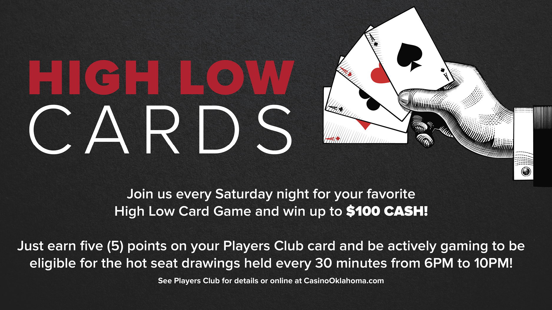 High Low Cards